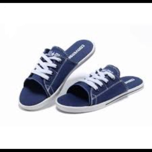 077e3351891a Converse Shoes - Converse All Stars Chuck Taylor Cutaway Blue 7